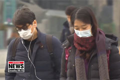 """Nat'l Assembly's Public Administration and Security Committee passes bill that calls for designating fine dust as """"social disaster."""""""