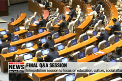 National Assembly's last interpellation session focuses on education, culture, social affairs