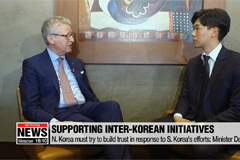 Belgium would be first to support viable solutions for inter-Korean peace efforts: Minister De Crem
