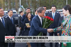 President Moon begins four-day