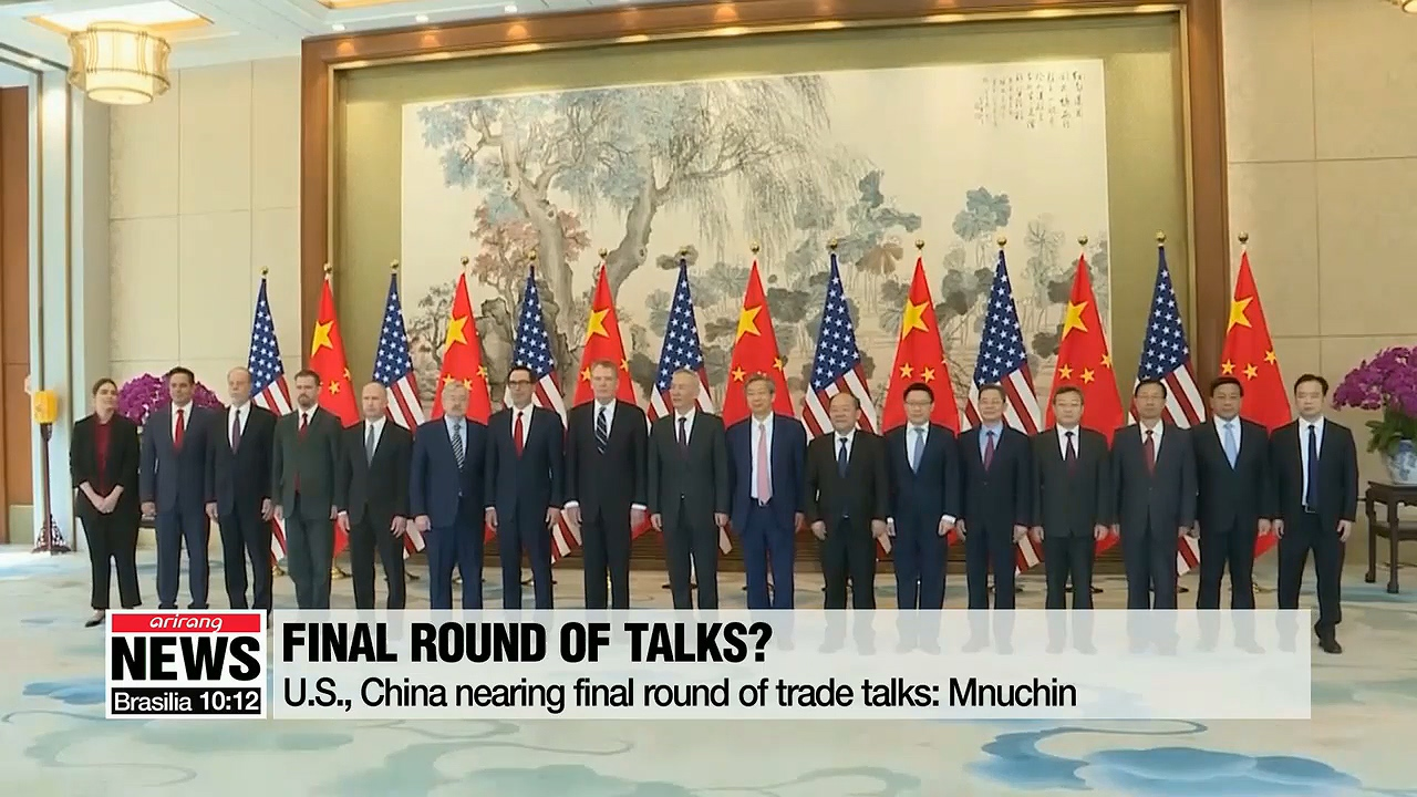 U.S., China trade talks will be successful: Trump