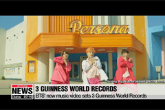 BTS' new music video sets 3 Guinness World Records