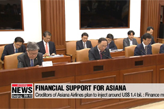 Creditors of Asiana Airlines p