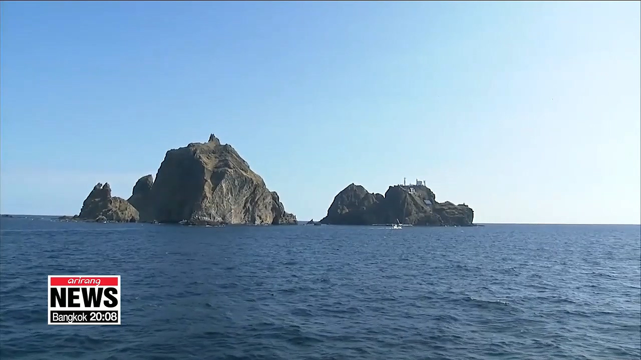 S. Korea lodges complaint against Japan's claim over Dokdo  Island