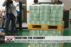 Gov't reviews US$ 5.9 bil. fiscal stimulus plans