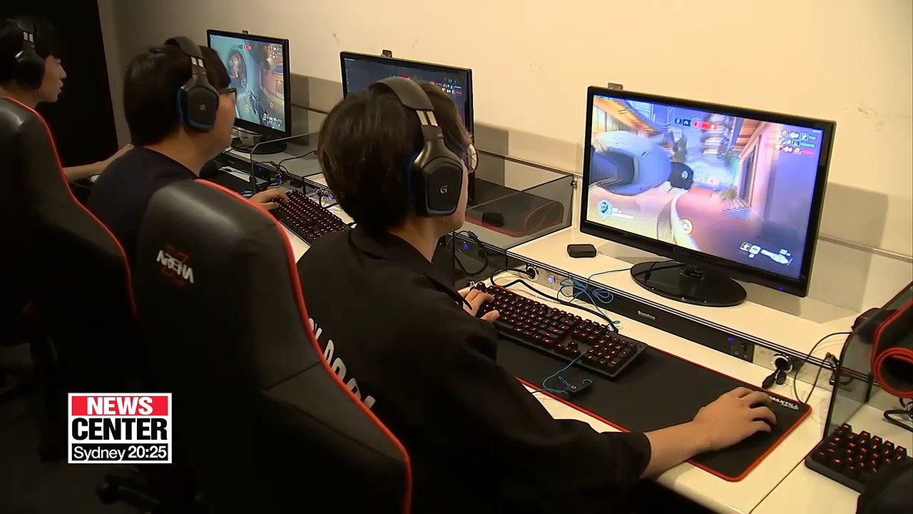 South Korean e-sports going global