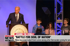 Joe Biden announces he's running for president in 2020