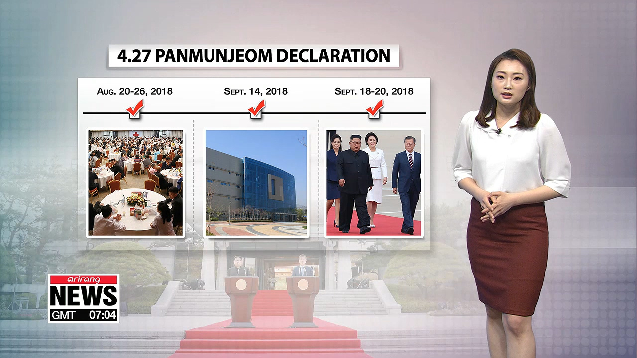 Implementation of 4.27 Panmunjeom Declaration