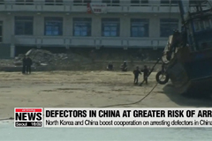 North Korea and China boost their cooperation on arresting defectors in China: VOA