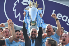 Manchester City win EPL title, Tottenham Hotspur finish 4th
