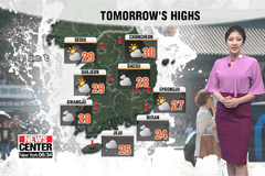 Temperatures in some regions mark highest readings so far this year