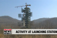 Construction spotted at N. Korea's Sohae Satellite Launching Station: 38 North