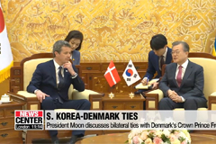 S. Korea, Denmark seek to deepen bilateral ties, celebrating 60th anniversary this year