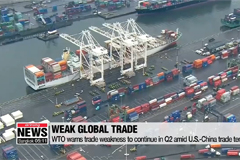 WTO warns trade weakness to continue in Q2 amid U.S.-China trade tensions