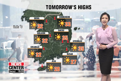 Heatwave alert expands tomorrow