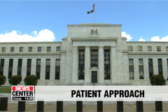 U.S. Fed signals maintaining patient approach to monetary policy