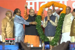 Modi declares victory in India elections as opposition Congress Party concedes