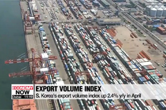 S. Korea's terms of trade worsen for 17th consecutive month in April