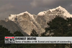 10th death in 2 months on Mt. Everest