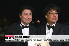 Bong Joon-ho, 'Parasite' cast returning home after scooping Palme d'Or at Cannes