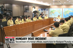 FM releases details on boat incident in Budapest that carried 33 Korean nationals