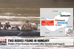 Bodies of two Koreans recovered after Hungary boat tragedy