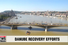 3 additional victims found on Danube, bringing official death toll to 11