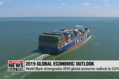 World Bank downgrades 2019 global economic outlook to 2.6%