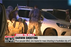 Four killed in mass shooting in Northern Australia
