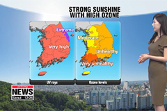 More heat and strong sunshine upon us