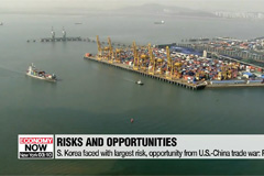 S. Korea faces largest risk, opportunity from U.S.-China trade war: Report