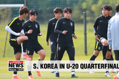 U-20 S. Korean team will face undefeated Senegal to reach their first semifinals since 1983