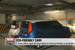 S. Korea, China, Japan devising policies to boost eco-friendly car production: Report