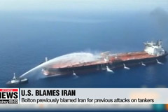 Iran responsible for attack on two tankers on Gulf of Oman: Pompeo