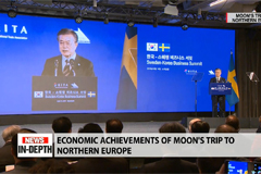 Analysis of Moon's state visit to northern europe