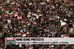 Protesters in Hong Kong still demand full, final withdrawal of bill