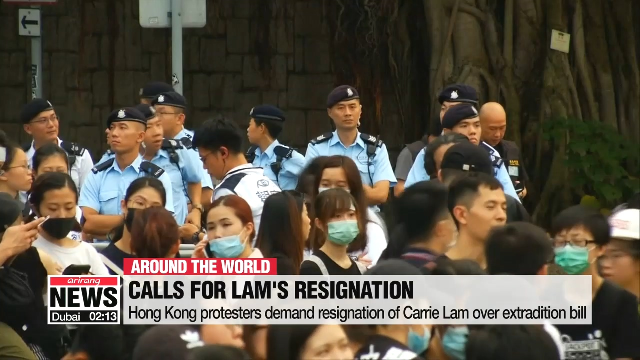 China won't allow Carrie Lam to step down despite mass unrest in HK: Sources