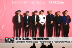 BTS wins award at Radio Disney