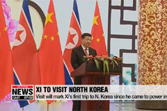 Chinese President Xi Jinping to visit North Korea this week