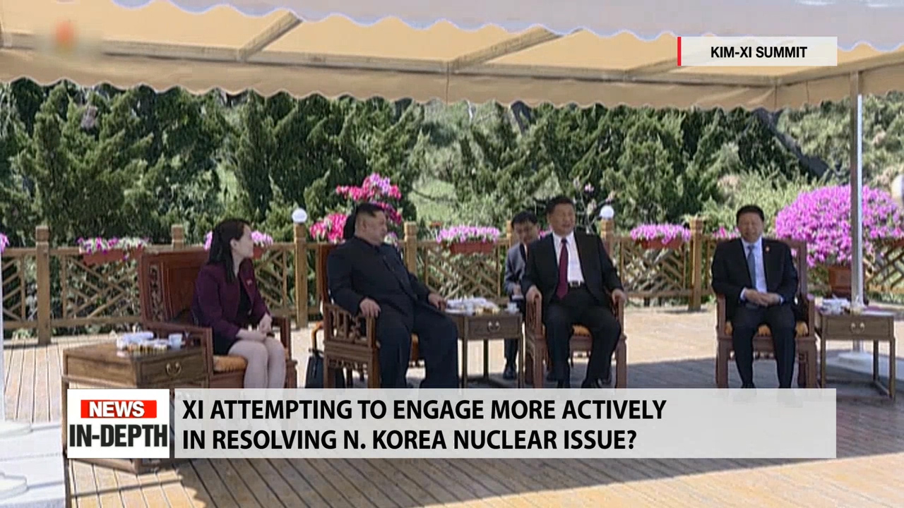 Kim-Xi summit and expected impact on denuclearization
