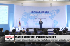 President Moon unveils plans t