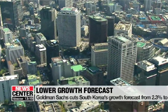 Goldman Sachs, Fitch cut South Korea's 2019 growth forecast
