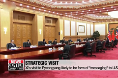 Can Xi's visit to Pyeongyang b