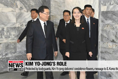 Video footage implies Kim Yo-j