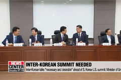 Inter-Korean talks 'desirable
