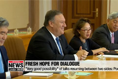 Third N. Korea- U.S. summit highly possible: Pompeo
