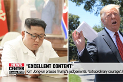 N. Korea reaffirms will to tal