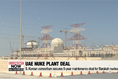 S. Korean consortium bags maintenance projects for UAE nuclear plant