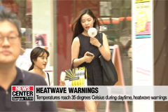 First heatwave warnings of the year issued, people advised to stay hydrated