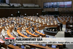 National Assembly kicks off three-day interpellation session on Tuesday